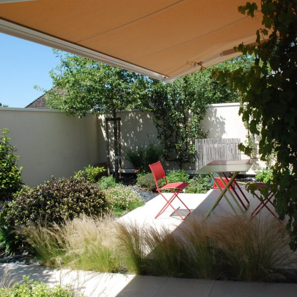 paysagiste création terrasse et jardin